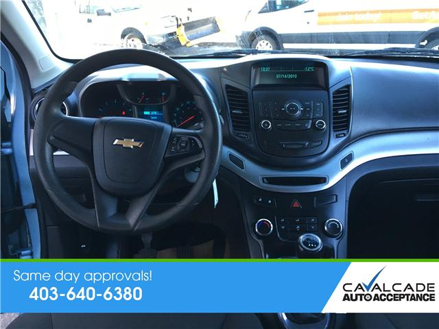 2013 Chevrolet Orlando LS (Stk: R59508) in Calgary - Image 10 of 18
