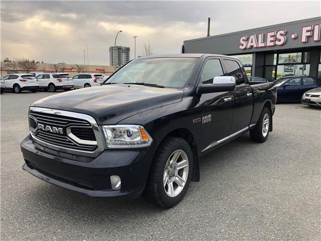 2016 RAM 1500 Longhorn (Stk: 16-280300) in Abbotsford - Image 2 of 2