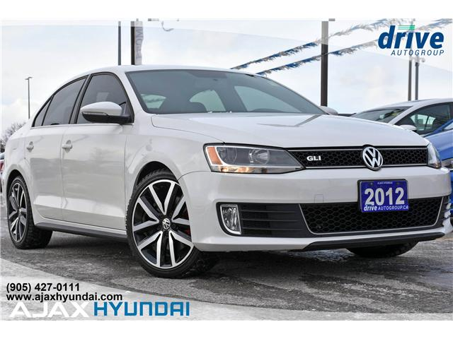 2012 Volkswagen Jetta GLI (Stk: 19354A) in Ajax - Image 1 of 23