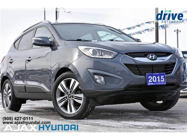2015 Hyundai Tucson Limited (Stk: P4639) in Ajax - Image 1 of 26