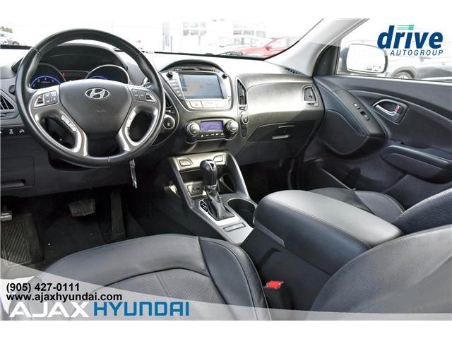 2015 Hyundai Tucson Limited (Stk: P4639) in Ajax - Image 2 of 26