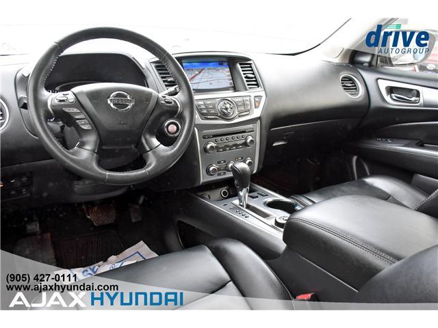 2017 Nissan Pathfinder SL (Stk: 18136A) in Ajax - Image 2 of 30