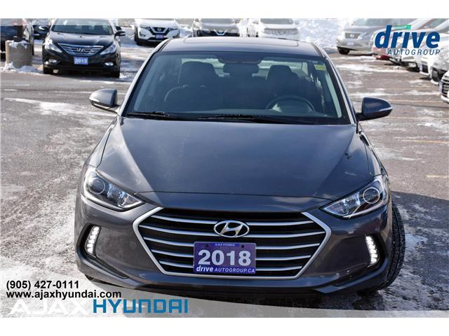 2018 Hyundai Elantra GL SE (Stk: P4645R) in Ajax - Image 3 of 28