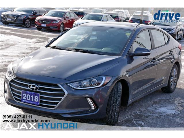 2018 Hyundai Elantra GL SE (Stk: P4645R) in Ajax - Image 4 of 28