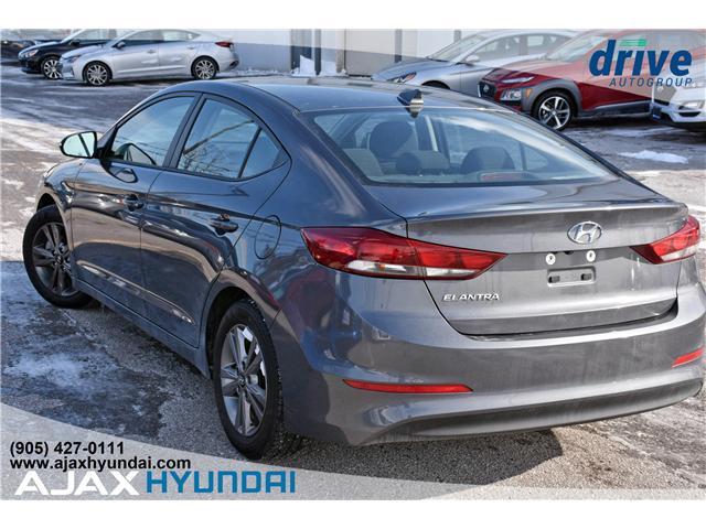 2018 Hyundai Elantra GL SE (Stk: P4645R) in Ajax - Image 5 of 28