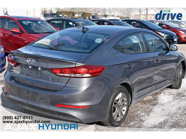 2018 Hyundai Elantra GL SE (Stk: P4645R) in Ajax - Image 7 of 28
