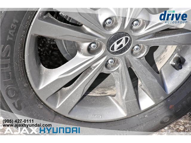 2018 Hyundai Elantra GL SE (Stk: P4645R) in Ajax - Image 8 of 28