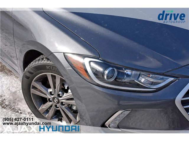 2018 Hyundai Elantra GL SE (Stk: P4645R) in Ajax - Image 10 of 28