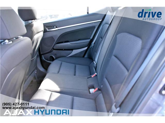 2018 Hyundai Elantra GL SE (Stk: P4645R) in Ajax - Image 11 of 28
