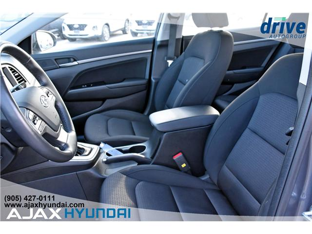 2018 Hyundai Elantra GL SE (Stk: P4645R) in Ajax - Image 12 of 28