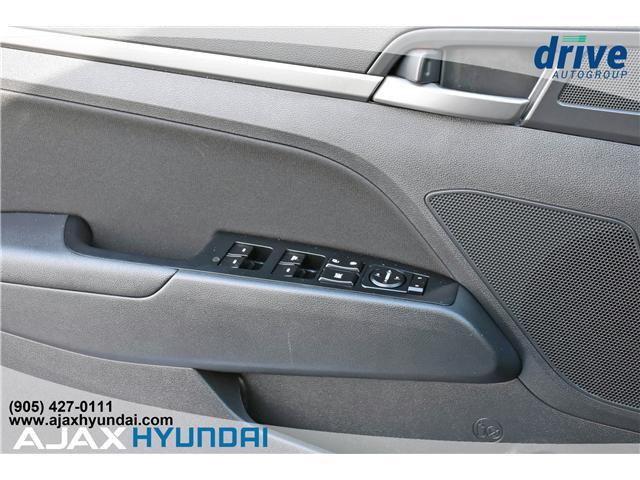 2018 Hyundai Elantra GL SE (Stk: P4645R) in Ajax - Image 16 of 28