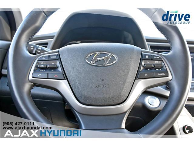 2018 Hyundai Elantra GL SE (Stk: P4645R) in Ajax - Image 18 of 28