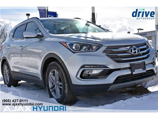 2018 Hyundai Santa Fe Sport 2.4 Base (Stk: 18674) in Ajax - Image 1 of 23