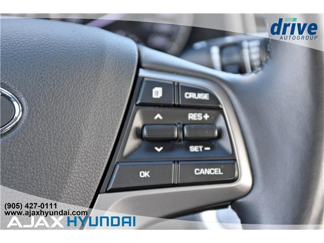 2018 Hyundai Elantra GL SE (Stk: P4645R) in Ajax - Image 20 of 28