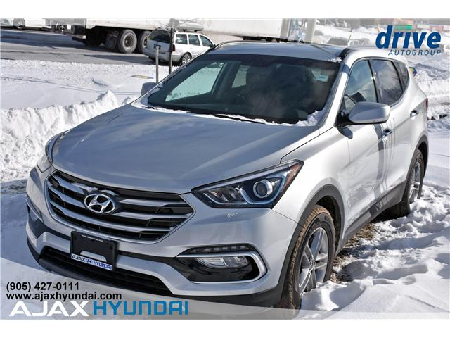 2018 Hyundai Santa Fe Sport 2.4 Base (Stk: 18674) in Ajax - Image 4 of 23