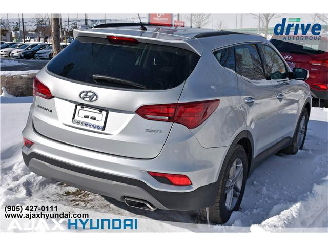 2018 Hyundai Santa Fe Sport 2.4 Base (Stk: 18674) in Ajax - Image 5 of 23