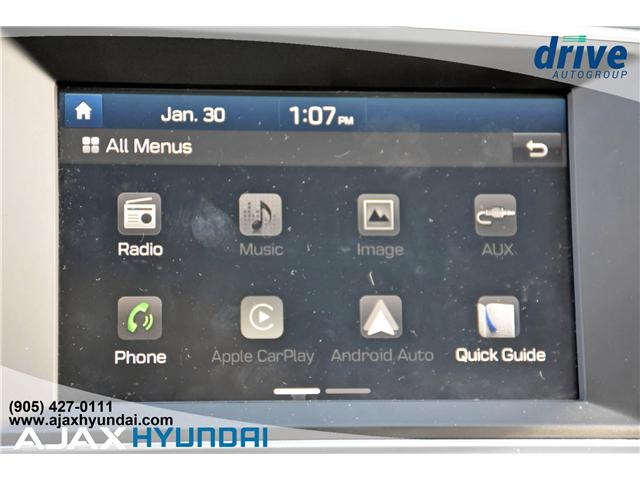 2018 Hyundai Elantra GL SE (Stk: P4645R) in Ajax - Image 22 of 28