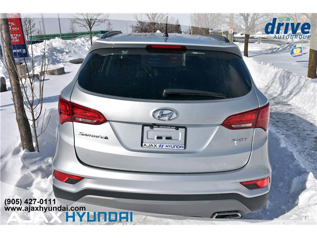 2018 Hyundai Santa Fe Sport 2.4 Base (Stk: 18674) in Ajax - Image 6 of 23