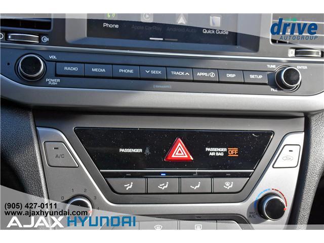 2018 Hyundai Elantra GL SE (Stk: P4645R) in Ajax - Image 23 of 28