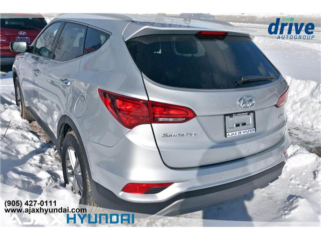 2018 Hyundai Santa Fe Sport 2.4 Base (Stk: 18674) in Ajax - Image 7 of 23