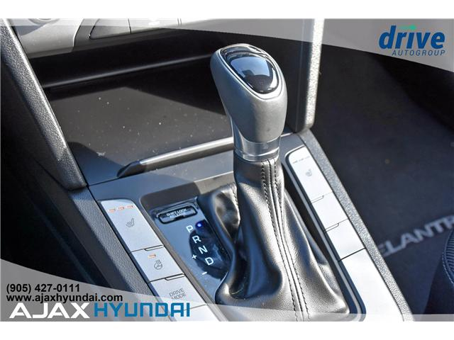2018 Hyundai Elantra GL SE (Stk: P4645R) in Ajax - Image 25 of 28