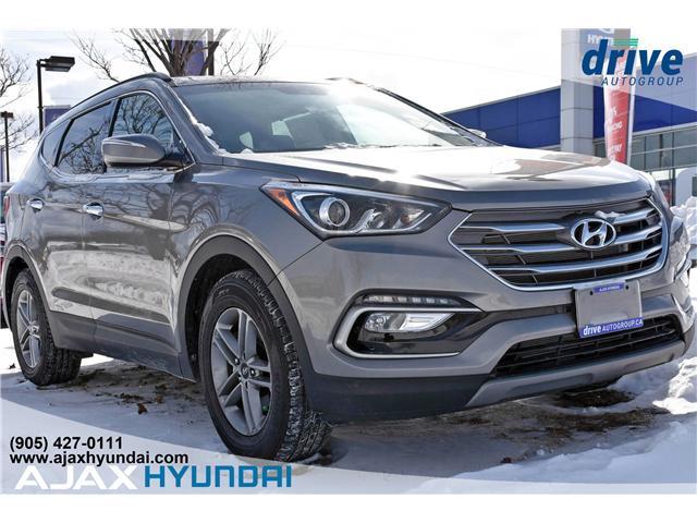 2018 Hyundai Santa Fe Sport 2.4 Premium (Stk: 180024) in Ajax - Image 1 of 25
