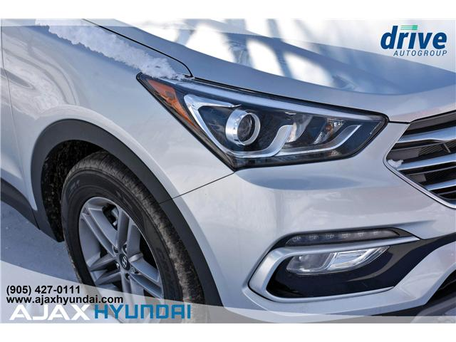 2018 Hyundai Santa Fe Sport 2.4 Base (Stk: 18674) in Ajax - Image 9 of 23
