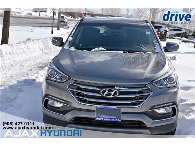2018 Hyundai Santa Fe Sport 2.4 Premium (Stk: 180024) in Ajax - Image 3 of 25