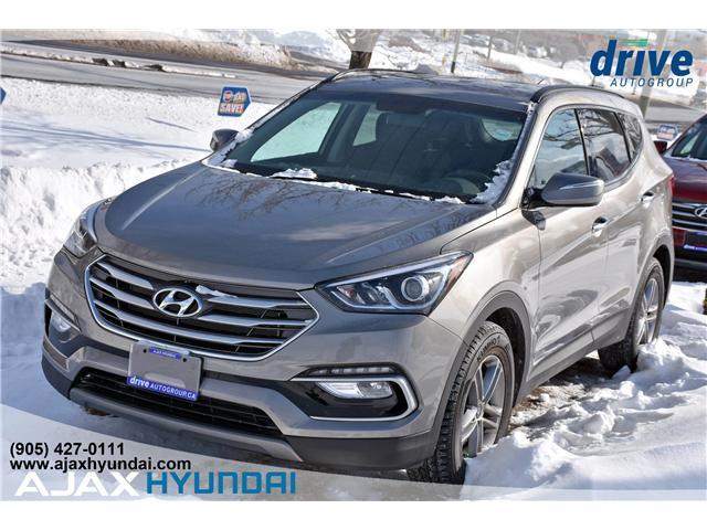 2018 Hyundai Santa Fe Sport 2.4 Premium (Stk: 180024) in Ajax - Image 4 of 25