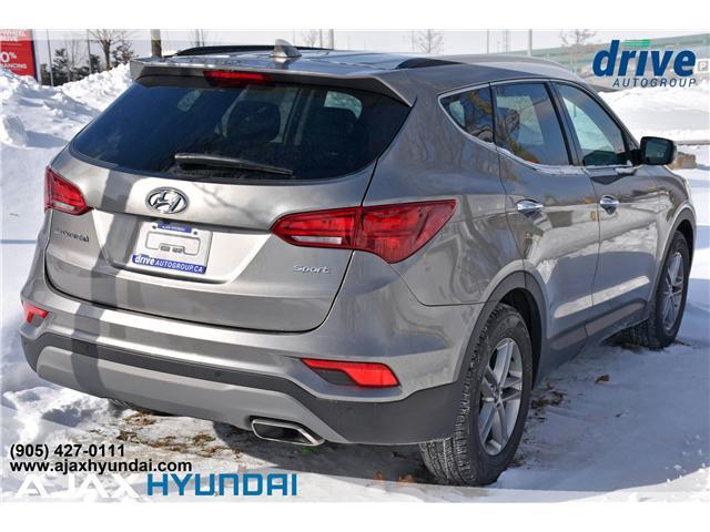 2018 Hyundai Santa Fe Sport 2.4 Premium (Stk: 180024) in Ajax - Image 5 of 25