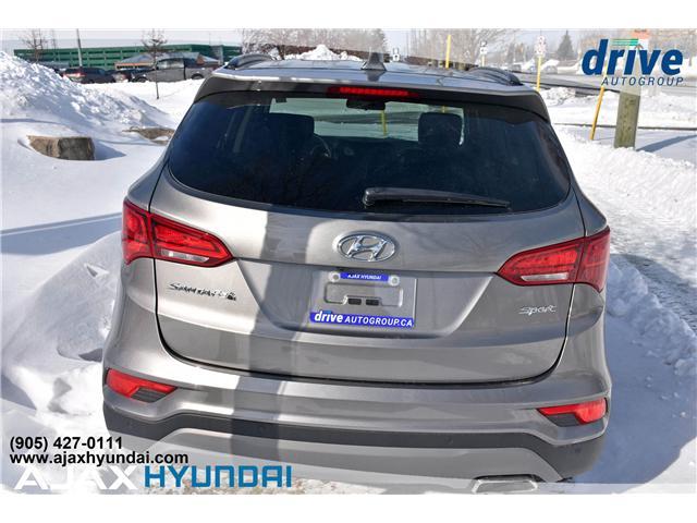 2018 Hyundai Santa Fe Sport 2.4 Premium (Stk: 180024) in Ajax - Image 6 of 25