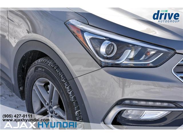 2018 Hyundai Santa Fe Sport 2.4 Premium (Stk: 180024) in Ajax - Image 9 of 25