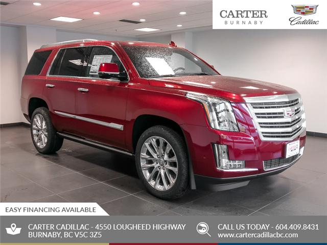 2019 Cadillac Escalade Platinum (Stk: C9-78050) in Burnaby - Image 1 of 23