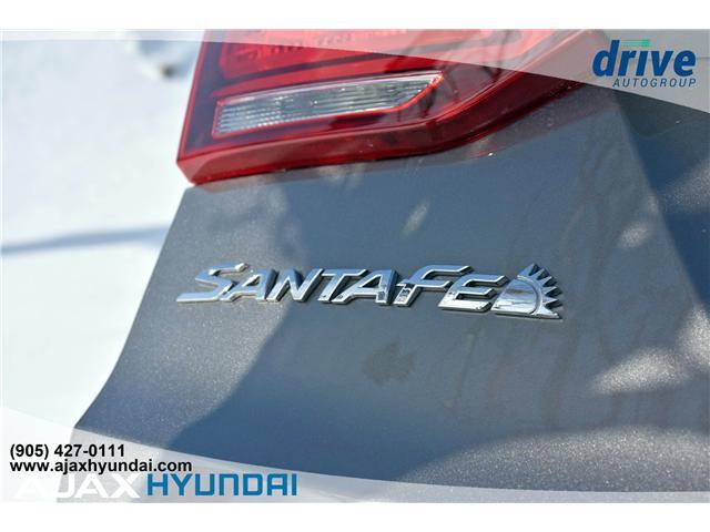 2018 Hyundai Santa Fe Sport 2.4 Premium (Stk: 180024) in Ajax - Image 13 of 25