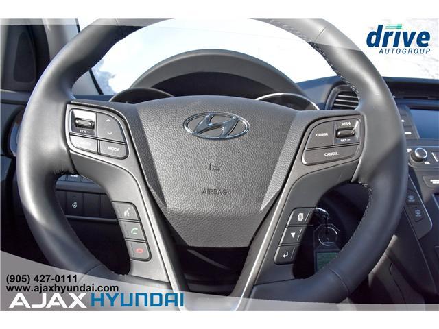 2018 Hyundai Santa Fe Sport 2.4 Premium (Stk: 180024) in Ajax - Image 18 of 25