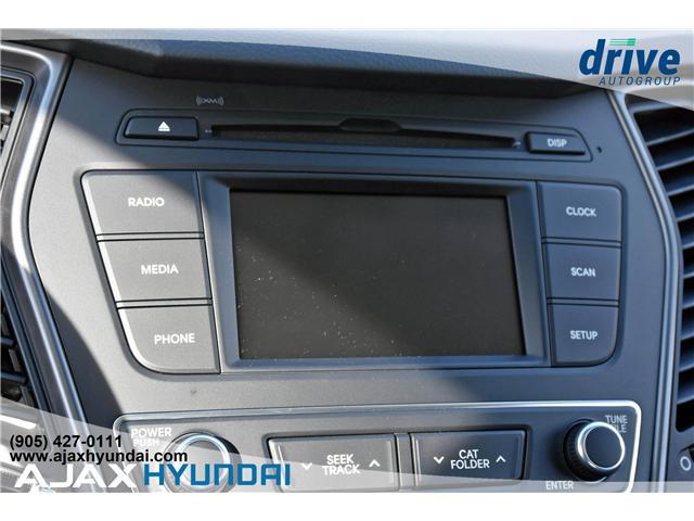 2018 Hyundai Santa Fe Sport 2.4 Premium (Stk: 180024) in Ajax - Image 21 of 25