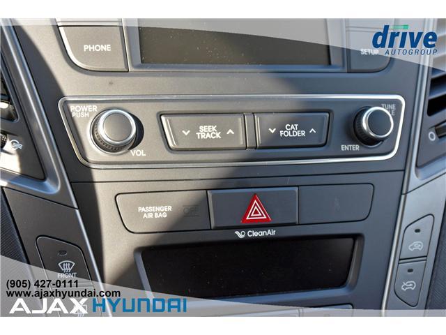 2018 Hyundai Santa Fe Sport 2.4 Premium (Stk: 180024) in Ajax - Image 22 of 25