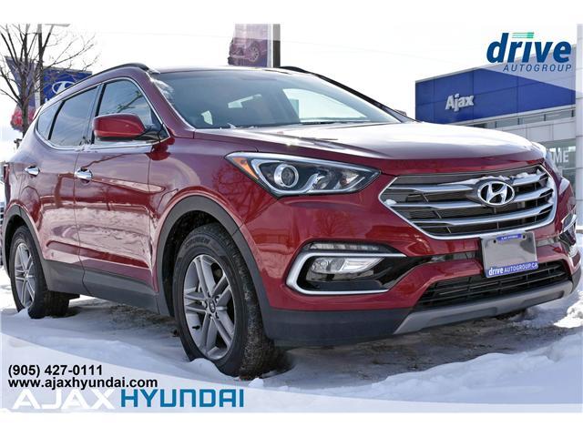2018 Hyundai Santa Fe Sport 2.4 Base (Stk: 18642) in Ajax - Image 1 of 23