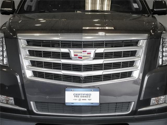 2016 Cadillac Escalade ESV Premium Collection (Stk: C6-50981) in Burnaby - Image 10 of 23