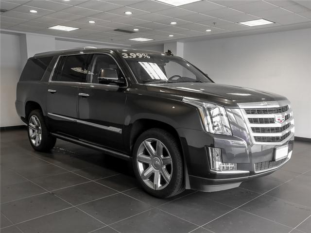 2016 Cadillac Escalade ESV Premium Collection (Stk: C6-50981) in Burnaby - Image 2 of 23