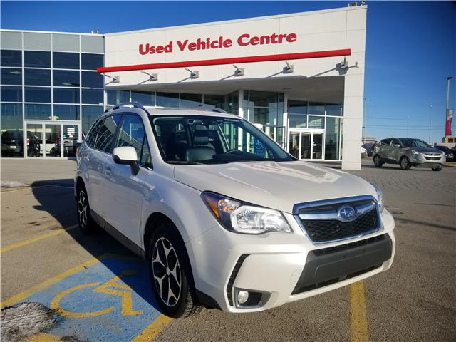 2015 Subaru Forester 2.0XT Touring (Stk: 2190239A) in Calgary - Image 1 of 28