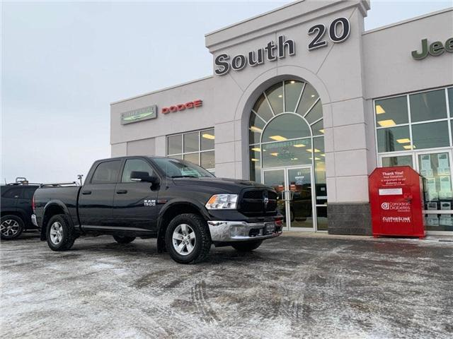 2016 RAM 1500 SLT (Stk: U32317) in Humboldt - Image 1 of 21