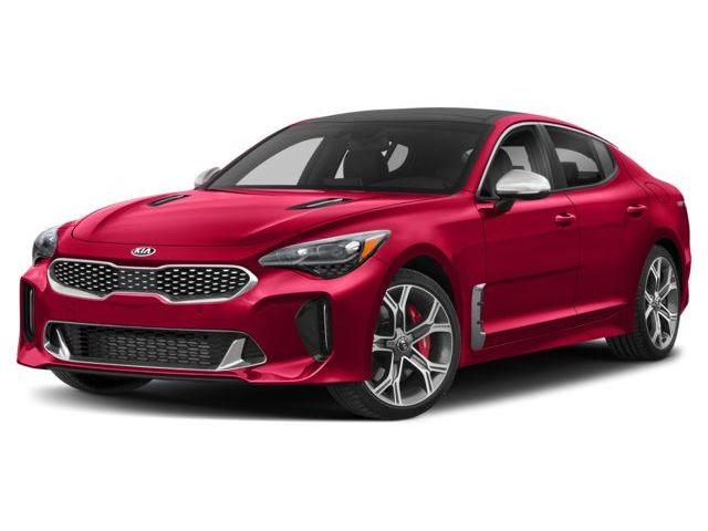 2019 Kia Stinger GT-Line (Stk: 19122) in Toronto - Image 1 of 9