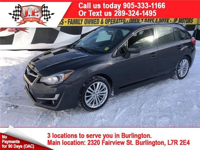 2015 Subaru Impreza  (Stk: 45848A) in Burlington - Image 1 of 25