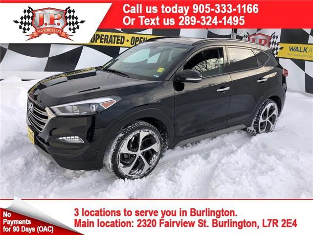 2017 Hyundai Tucson Limited (Stk: 46156r) in Burlington - Image 1 of 25
