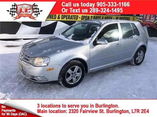 2010 Volkswagen Golf City 2.0L (Stk: 45853A) in Burlington - Image 1 of 22