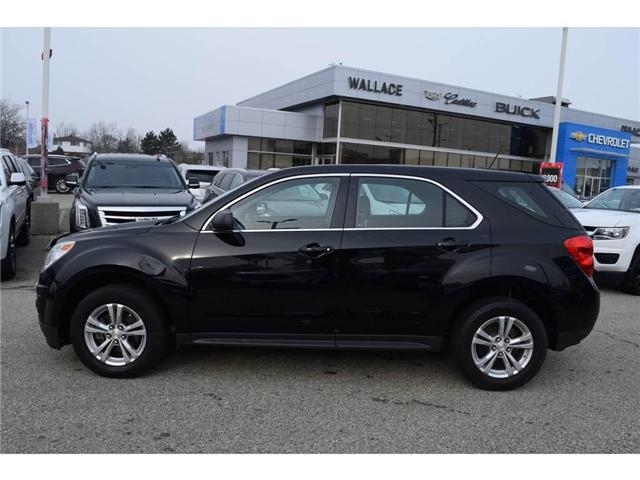 2015 Chevrolet Equinox LS/1-OWNR/CLEAN HSTRY/7 SCRN/BLUTH/6-SPKR (Stk: PL5174) in Milton - Image 3 of 18