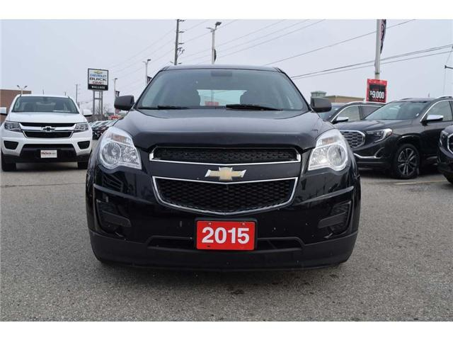 2015 Chevrolet Equinox LS/1-OWNR/CLEAN HSTRY/7 SCRN/BLUTH/6-SPKR (Stk: PL5174) in Milton - Image 8 of 18