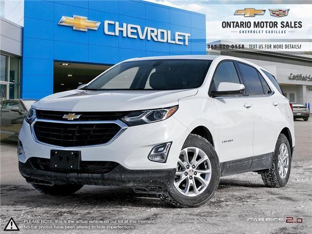 2018 Chevrolet Equinox LT (Stk: 12385A) in Oshawa - Image 1 of 33