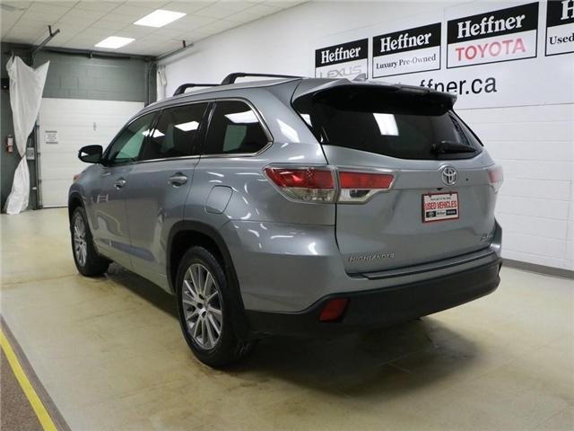 2015 Toyota Highlander XLE (Stk: 195041) in Kitchener - Image 2 of 30